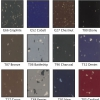 Granite and Terrazzo Colors