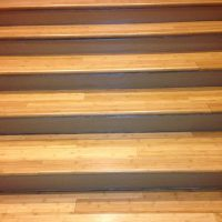 Classic Bamboo Treads<br />Hotel Staircase