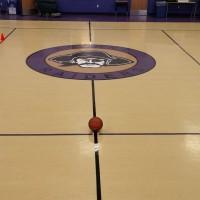 Kearney Elementary (Santa Fe, NM) Gym Floor 4