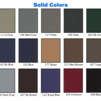 500-L Solid Colors