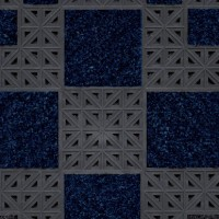 Blue and Grey Tiles