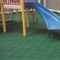 Rubber - Matting - Playground