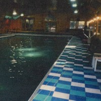 Rubber Matting - Pool