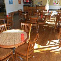 Strand Bamboo<br />Tawny<br />Burger Restaurant