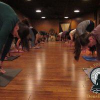 Strand Bamboo<br />Tawny<br />Yoga Studio