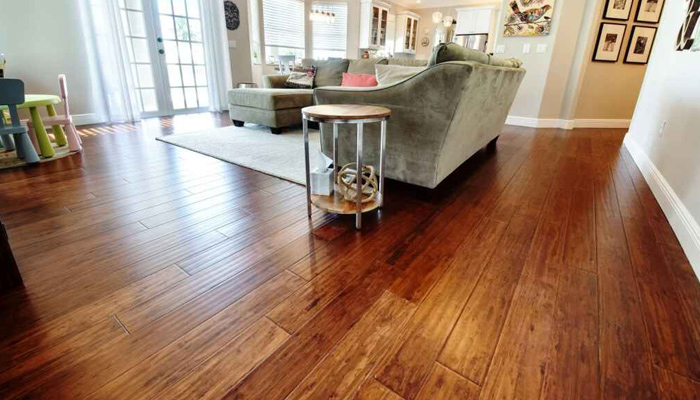 Blue Forest™ Quality Floors - Strand Eucalyptus Palermo Antique