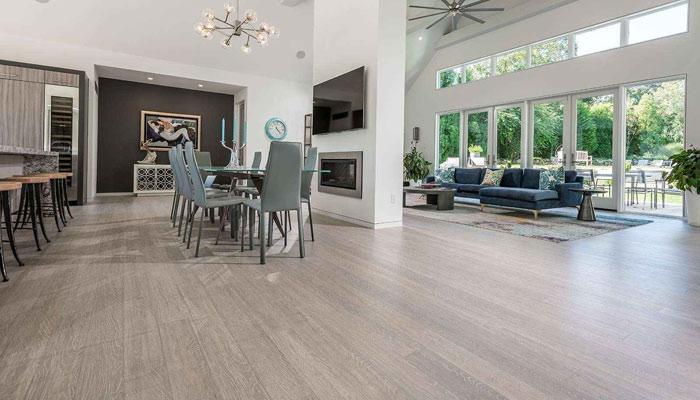 Blue Forest™ Quality Floors - Strand Bamboo Cloudburst