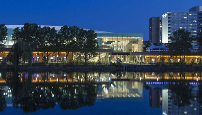 Regupol® Vibration 300 – Convention Center Expansion