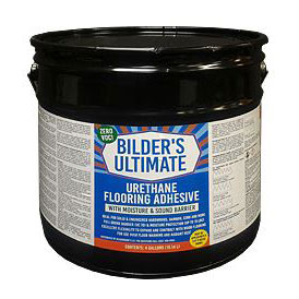 Blue Forest Quality Floors Ultimate adhesive with Moisture and Sound Barrier