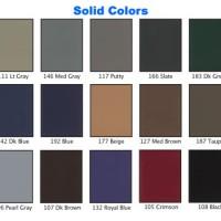 500-L Solid Colors