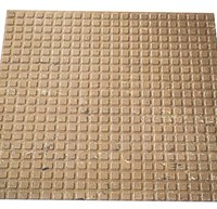 550SL Square Block Rubber Tile