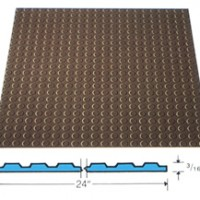 788 Disc-o-Tile Rubber Tile