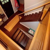 Strand Bamboo<br />Gingerbread<br />Staircase