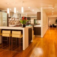 Strand Bamboo<br />Tawny<br />Kitchen