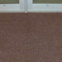 Diagonal Rib Carpet Tile