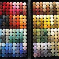 Axminster Custom Color Poms